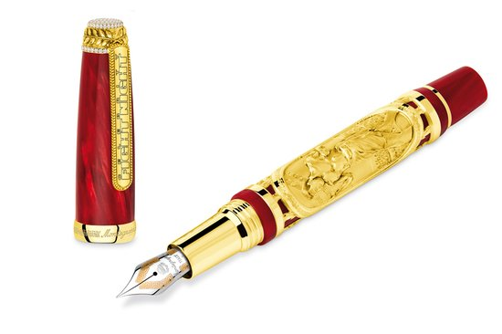 Montegrappa_Muhammad_Ali_Pen_for_Celebrity_Fight_Night-thumb-550x366