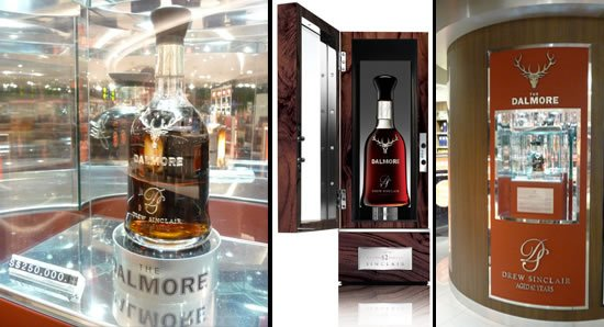 Most Expensive Car In The World >> Most expensive bottle of the rare Dalmore 62 whiskey sold