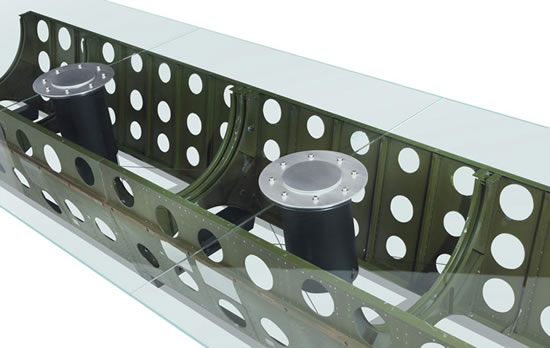 MotoArt-KC-97-Fuel-Cradle-Table-1