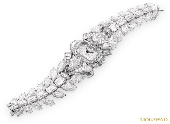 Mouawad_Snow_White_Princess_Diamond_Watch