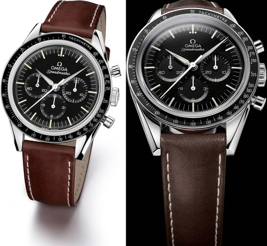 The Speedmaster First Omega In Space Chronograph Unveiled