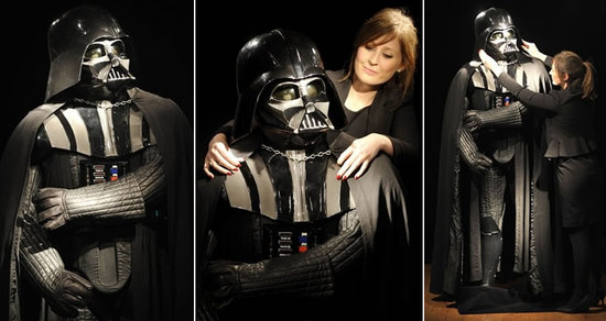 Original Darth Vader suit is the most expensive Halloween costume in the world : Luxurylaunches
