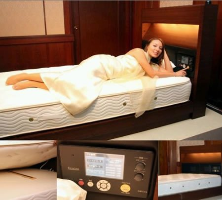 Panasonic_sleeping_bed