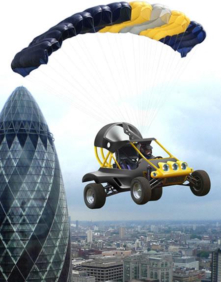 Parajet-Skycar