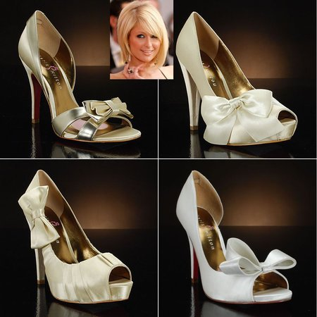 Paris_hiltons_bridal_footwear_collection-thumb-450x450