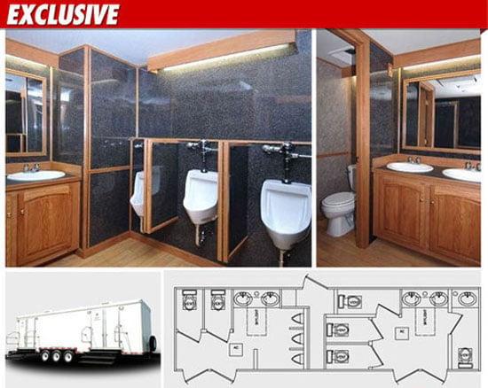 Portable-washrooms