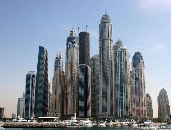 The World S Tallest Residential Building In Dubai Dwarfs