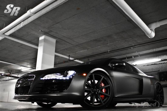 SR Auto Group revamps the Audi R8 to give you 2010 Project ...