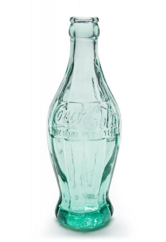 Coke Bottle Empty Coke Prototype Bottle Goes