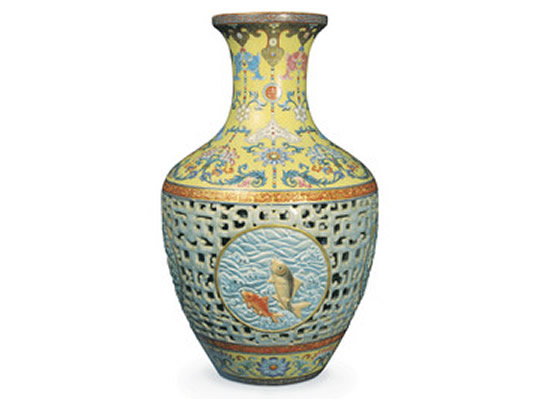 Qianlong-dynasty-vase-sets