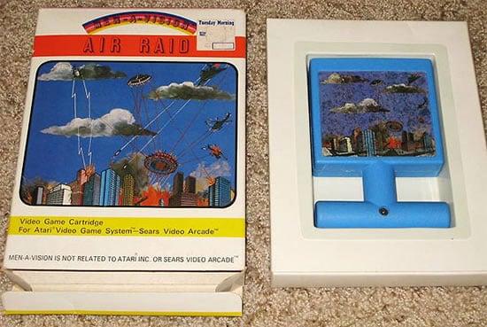 Rare-Atari-2600-videogame