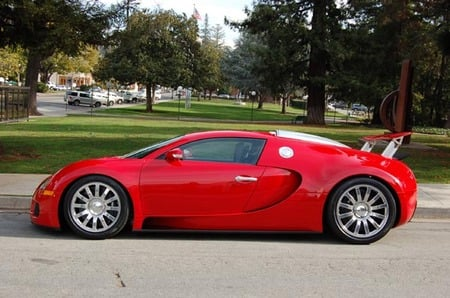 Your Thought As A Bugatti In Ferrariu0027s Skin Is Justified! Although It Is  Officially Considered As The Italian Red Color, Iu0027m Sure None Of Us Can  Stop From ...