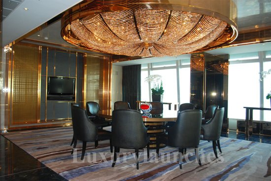 The Ritz Carlton Hong Kong Presidential Suite A Sneak