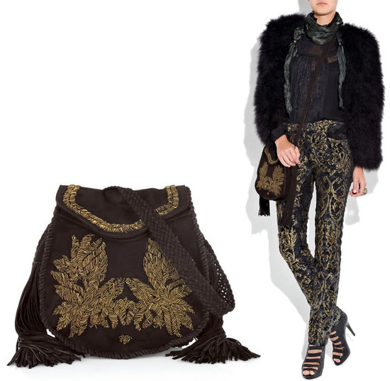 Roberto-Cavalli-Embroidered-Suede-Shoulder-Bag-thumb-550x537
