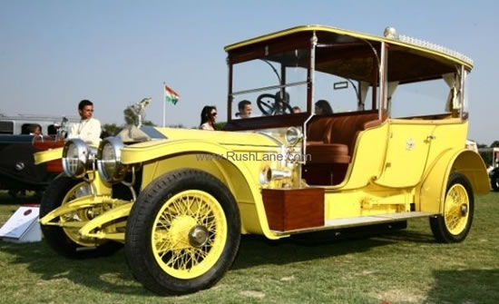 Rolls-Royce-Silver-Ghost-of-Nizam-VI-1