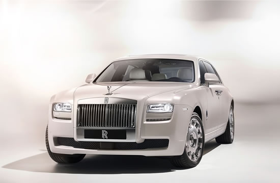 Rolls Royce Ghost Six Senses concept is designed to appeal to all our senses : Luxurylaunches