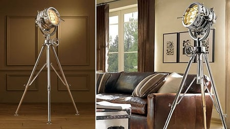 Royal Master Sealight Floor Lamp is an unique lighting piece