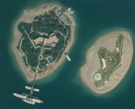 Michael Schumacher Gifted An Island By Dubai Prince