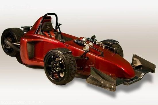Scorpion P6 Trike Is The Ferrari Of Of Three Wheelers