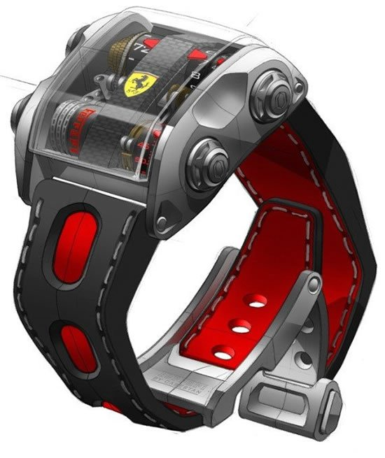 Scuderia-One-Ferrari-Watch
