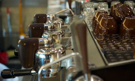 Slayer Espresso Machine - A $18,000 device for your precious cup of coffee : Luxurylaunches