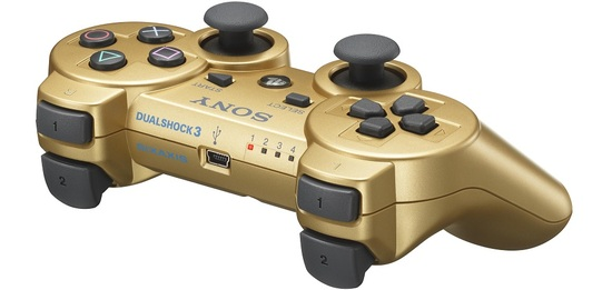 Sony-Gold-Dualshock3-Controller-thumb-550x261