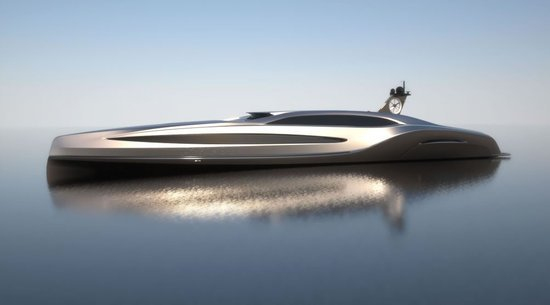 New Sovereign 100 Meter Superyacht Launched By Gray Design