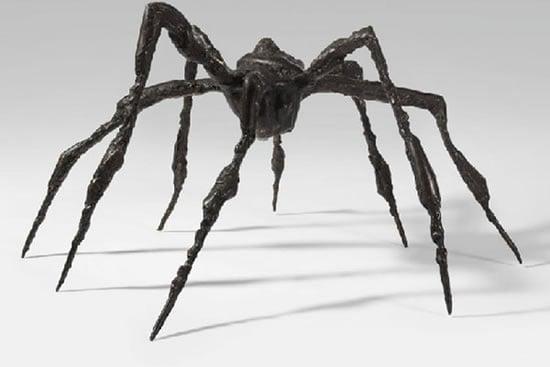 Spider-III-bronze-sculpture-1