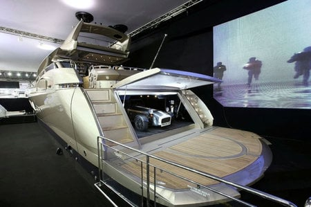 Sunseeker S Predator 108 Special Edition Debuts With A