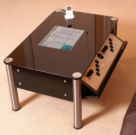 Surface Tension Coffee Table