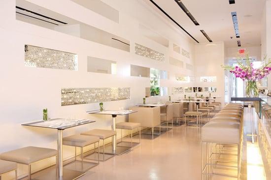 swarovskis soho store gets a taste of europe - Swarovski Interior Design