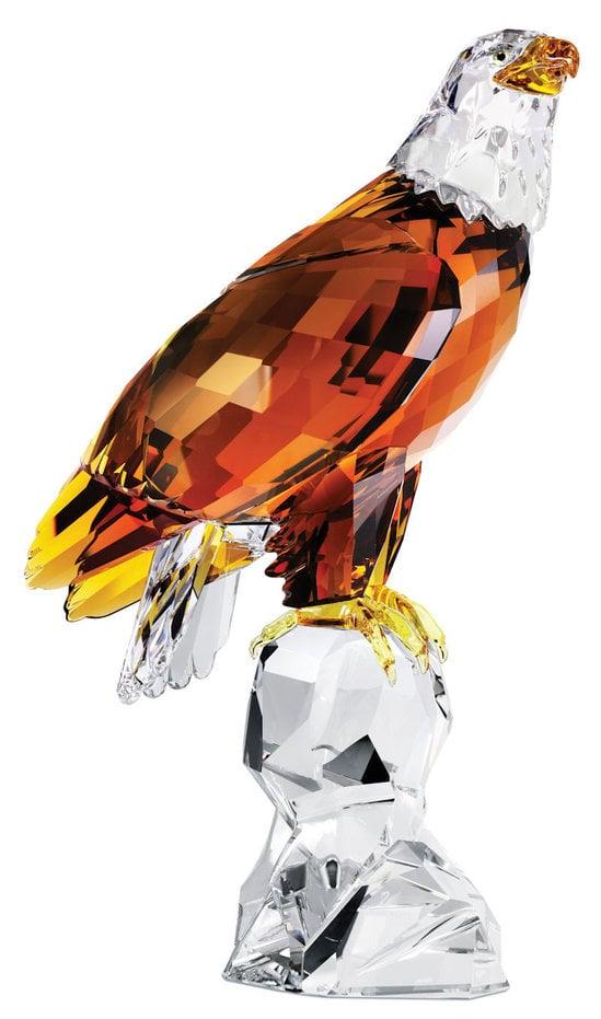 Swarovski Carves Out The Symbol Of America A Bald Eagle