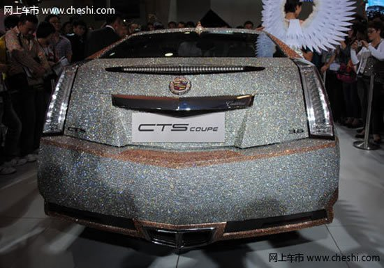 Swarovski-Studded-Cadillac-CTS-Coupe-5