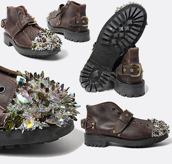 Swarovski-crystal-boots-for-man
