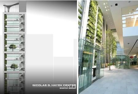 Swatch Group Opens The Doors Of Nicolas G Hayek Center In