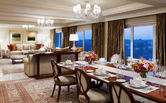 Taj Palace New Delhi Unveils New Tata Suite Fit For A King
