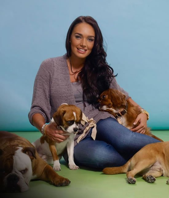 Tamara Ecclestone Gets A Crystal Tub And Her Pets A Spa In