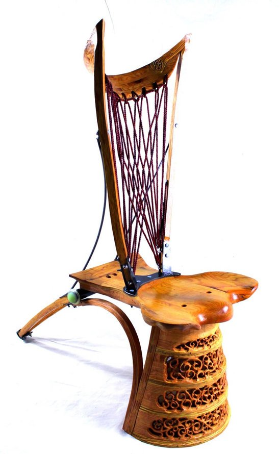 The Firefly Chair Adds A Bit Of Tolkienian Magic To Your Home Décor