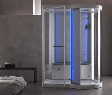 The Atrium Spa Shower From Albatros