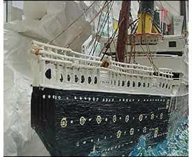 Titanic_Matchsticks_Model