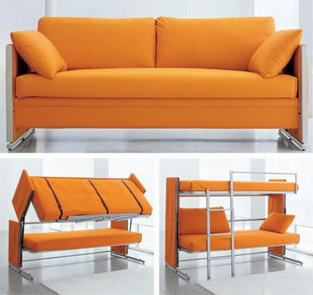 Transformable Doc Has Recently Come Out With A Modern Sofa That Can Turn Into Bunk Bed You Re Already Planning Pajama