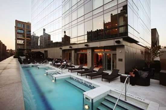 Bar D Eau To Open On The Seventh Floor Of Trump Soho New
