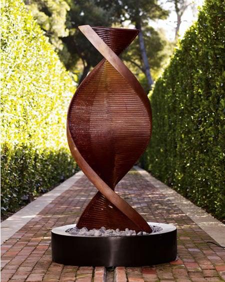 Twisted_Copper_Fountain