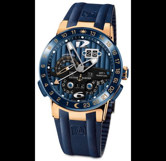 Ulysse Nardin Blue Toro Is Perfect For Daily Use