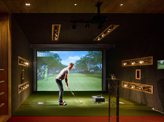 Urban Golf Uk S Largest Indoor Golf Venue