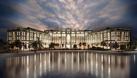 Versace palazzo to swing open doors to unmatched luxury in for Upcoming hotels in dubai