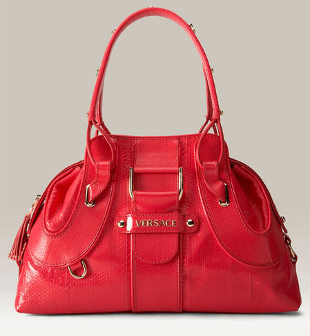 23711ef88e3a Versace  Peyton  Shoulder Satchel oozes style and luxury