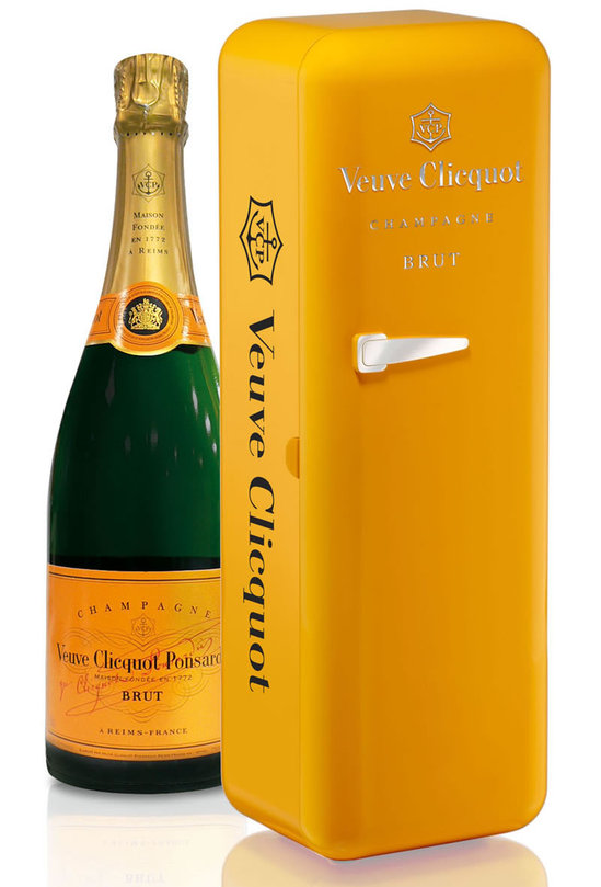 Denis Boudard designs the new Veuve Clicquot Fridge gift ... Amy Winehouse Back To Black