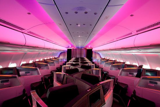How To Flip Cars >> Virgin Atlantic's new Upper Class Suite gets bigger and ...