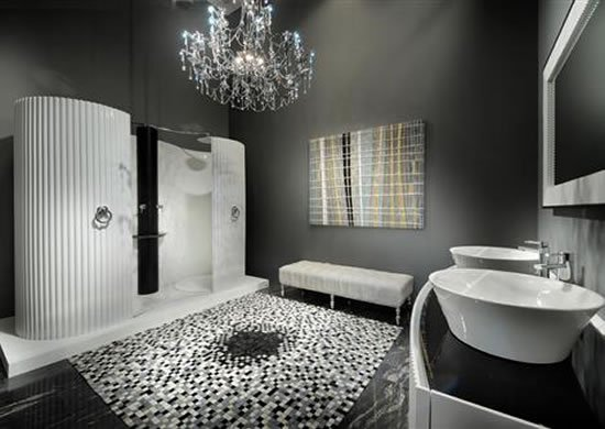 Visionnaire Shower Enclosures By Ipe Cavali Adds Opulence